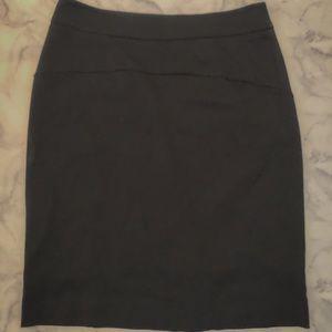 Michael Kors black pencil skirt
